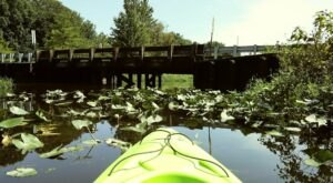 The Best Kayaking Lake In Maryland Is One You May Never Have Heard Of