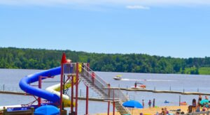 Swimming, Boating, And Camping Are Just A few Of The Activities You'll Enjoy At Alabama's Lake Tholocco
