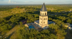 Spend A Magical Night In This Texas Lighthouse With A Secret Room And 4th-Floor Observatory