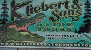 This Day Trip To Kliebert & Sons Gator Tours Is One Of The Best You Can Take In Louisiana
