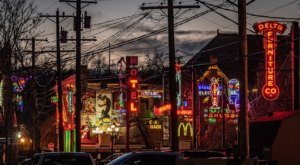 The Best Neon Alley Outside Of Las Vegas Can Be Found Right Here In Colorado