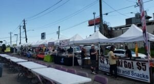 Take Your Taste Buds On An After-Dark Adventure At The Asian Night Market In Texas