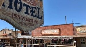 A Trip To One Of The Oldest General Stores In Arizona Is Like Stepping Back In Time