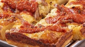 Enjoy Extremely Good Pizzas You Can't Find Anywhere Else At Rendezvous Pizza In Oklahoma