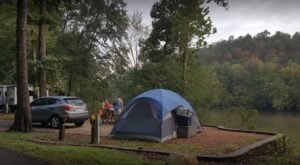 Oklahoma Best Kept Camping Secret Is This Waterfront Spot With More Than 390 Glorious Campsites