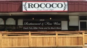 The Best Crab Cakes In Oklahoma Can Be Found At Rococo On Western