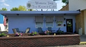 Add A Dose Of Whimsy To Your Life With A Trip To Wisteria Twig, A Minnesota Tea Room That Is Full Of Charm