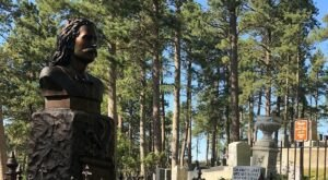 The Resting Place Of Famous Heroes And Outlaws, Mount Moriah Cemetery Is A Must-Visit Historic Spot In South Dakota