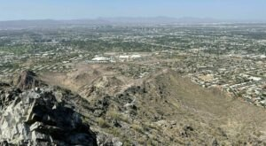 This 2-Mile Trail In Arizona Leads To Breathtaking City And Mountain Views