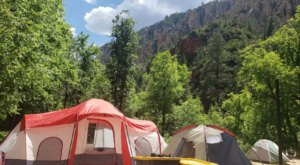 Pine Flat Campground Might Be The Most Beautiful Campground In The Entire State Of Arizona
