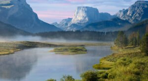 The Best Kayaking Lake In Wyoming Is One You May Never Have Heard Of