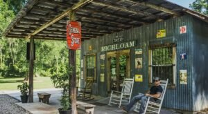 A Trip To One Of The Oldest General Stores In Florida Is Like Stepping Back In Time