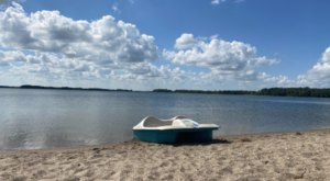 South Dakota's Best Kept Camping Secret Is This Waterfront Spot With Dozens Of Glorious Campsites
