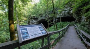 Russell Cave National Monument Was Recently Named Alabama's Coolest National Park