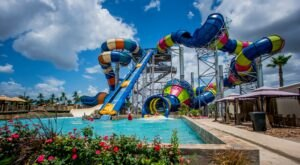 Splashway Waterpark & Campground May Just Be The Disneyland Of Texas Campgrounds