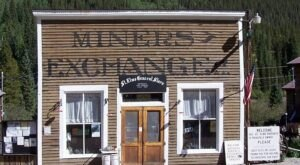 A Trip To One Of The Oldest General Stores In Colorado Is Like Stepping Back In Time