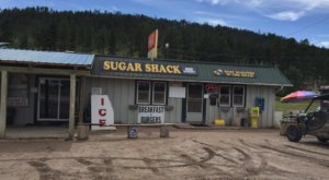 The Juicy, 1/2 Pound Burgers Are Only One Reason To Visit Sugar Shack In South Dakota