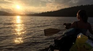 The Best Kayaking Lake In New York Is One You May Never Have Heard Of