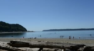 Washington's Best Kept Camping Secret Is This Waterfront Spot With Over 40 Glorious Campsites