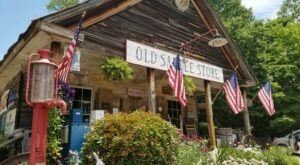 A Trip To One Of The Oldest General Stores In Georgia Is Like Stepping Back In Time