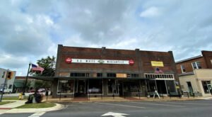 A Trip To One Of The Oldest General Stores In Alabama Is Like Stepping Back In Time