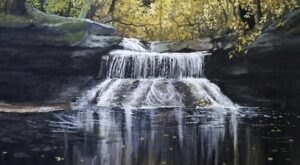 This Artist Paints The Most Iconic Spots In Kentucky And His Work Belongs On Your Walls