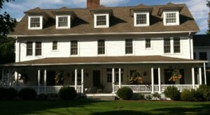 This Former Tavern Has Bloomed Into One of The Most Charming And Picturesque Inns In Connecticut
