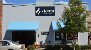Devour Pastries, Sandwiches, And More At Steam Coffee And Cream In South Carolina