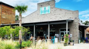 South Carolina's Cabana Burgers And Shakes Serves Alcoholic Milkshakes And Juicy Burgers Galore