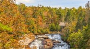 Take A Fall Foliage Trail Ride On Horseback At Horseback Waterfall Tours In South Carolina