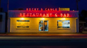 Treat Yourself To A Mountain Of Mac And Cheese At Rocky And Carlos Near New Orleans