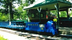 Climb Aboard The Moberly Mini Train In Missouri For A One-Of-A-Kind Adventure