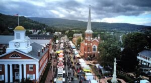 Don't Miss The Biggest Fall Festival In Pennsylvania This Year, Bedford's Fall Foliage Festival