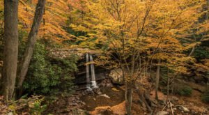 Discover Why The Laurel Highlands Near Pittsburgh Has The State's Best Leaf Peeping