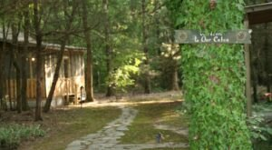 An Overnight Stay At This Secluded Cabin In Mississippi Costs Less Than $100 A Night And Will Take You Back In Time