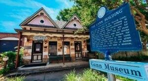 Visit An Architectural Landmark At The Gann Museum In Arkansas