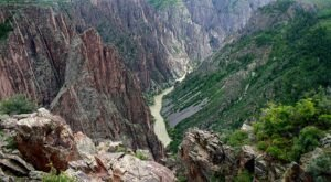 Coloradans Are Calling The Black Canyon Of The Gunnison The Best National Park In The State