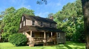Travel Back To The 1800s At North Carolina's Island Farm Museum