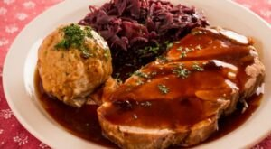 The German Brewery In Oklahoma Where You'll Find All Sorts Of Authentic Eats