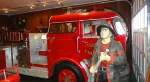 Peruse More Than 100 Years Of History At The Biloxi Fire Museum Mississippi