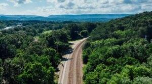 Ride The Amtrak Through Virginia's Stunning Roanoke Valley For Just $11