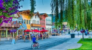 Leavenworth, Washington Is Being Called One Of The Best Small Town Vacations In America