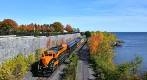 The Great Pumpkin Train Ride In Minnesota Is Scenic And Fun For The Whole Family
