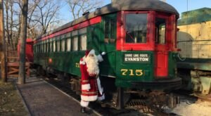 The Polar Express Train Ride In Illinois Is Scenic And Fun For The Whole Family