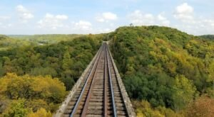The Pumpkin Express Train Ride In Iowa Is Scenic And Fun For The Whole Family
