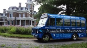 Explore The Haunted Side Of Tennessee With A Tour From Appalachian GhostWalks