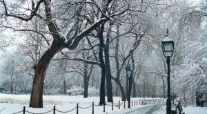 Prepare Yourself For Polar Temperature Swings This Winter In New York, According To The Farmers Almanac