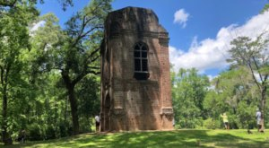 Visit The Remains Of Dorchester, A Colonial Town Abandoned At The Start Of The Revolutionary War In South Carolina