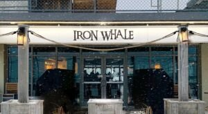 Visit Iron Whale In New Jersey For A Romantic Dinner With Oceanfront Views