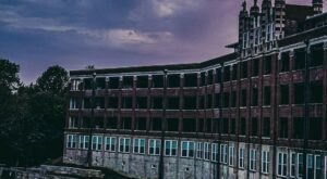 Waverly Hills Sanatorium In Kentucky Is Among The Most Haunted Places In The Nation